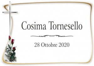 COSIMA TORNESELLO